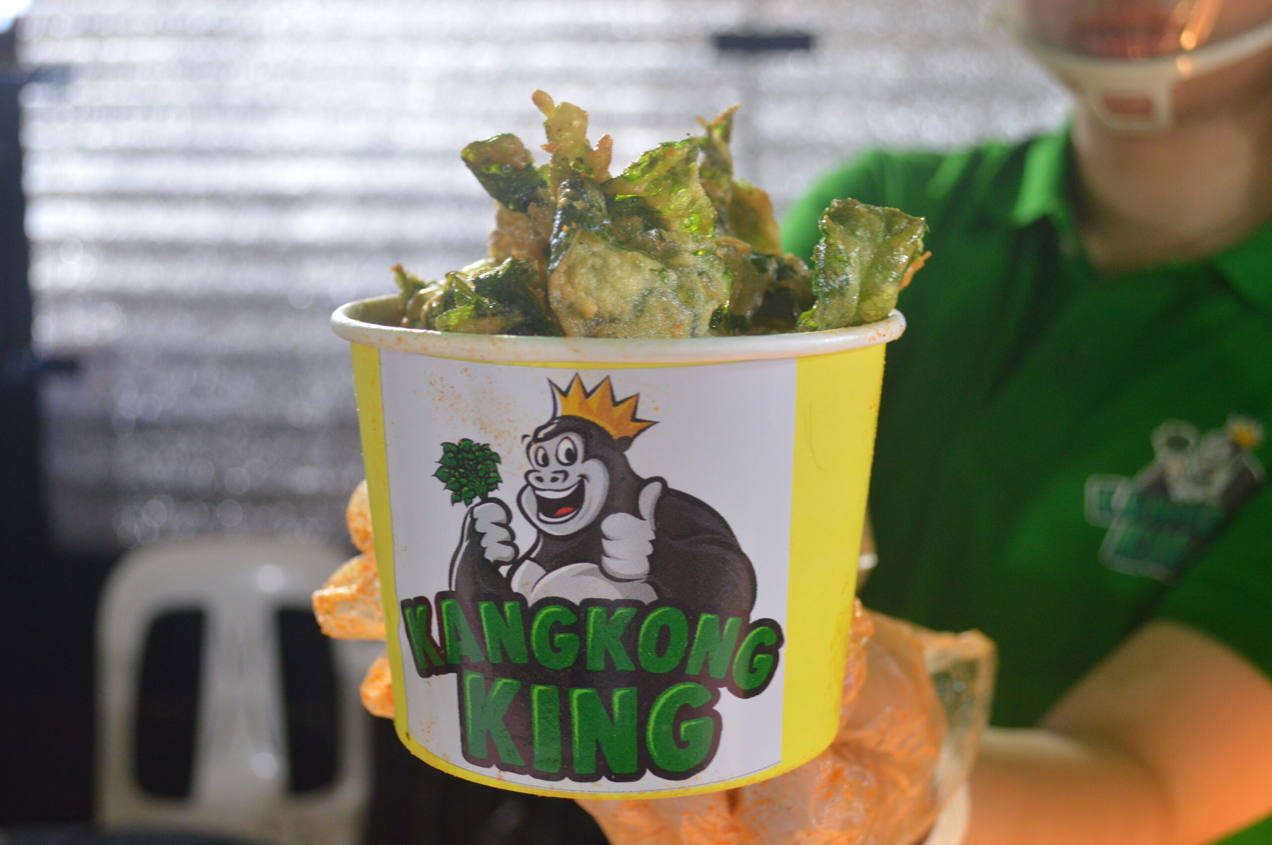 Kangkongking website, kangkongking franchise, kangkongking branches, vegan snack manila, crispy kangkong, kangkongking, diet snack, healthy snack manila