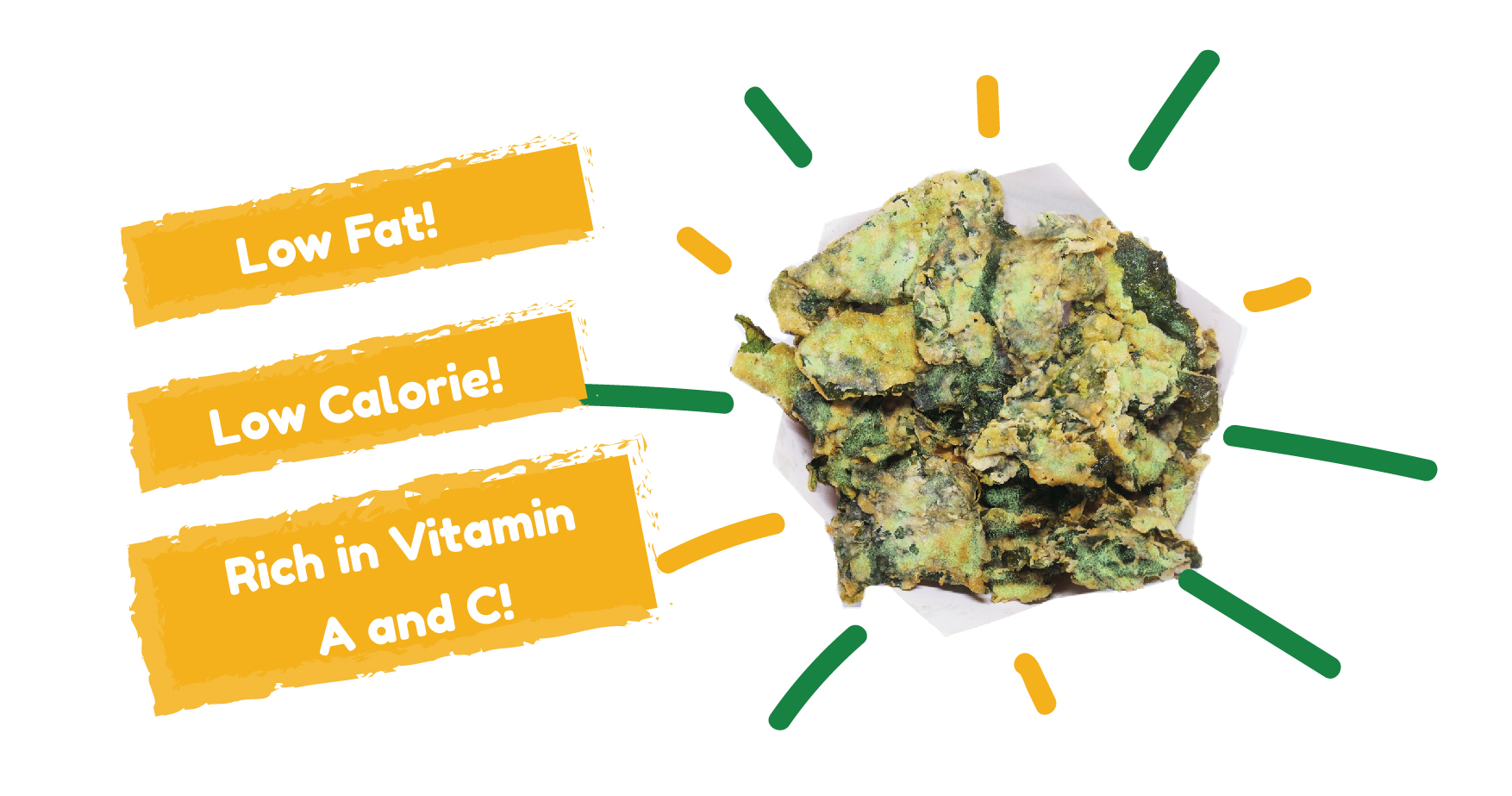 Vitamin A and C, Low Fat, Low Calorie
